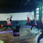 Beginners Yoga/ Back to Yoga  workshop July 'In Studio'
